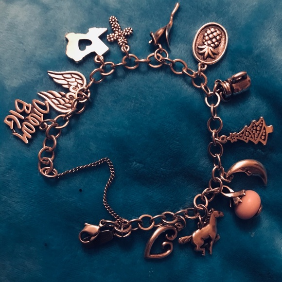 James Avery Jewelry - James Avery bracelet and All charms for sale